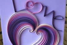 quilling / cards