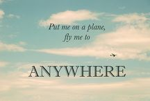 This wanderlust of mine.