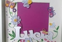 quilling / frame