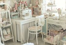 Craft rooms and Office spaces