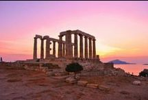 Classic Greece / Blessed by the Gods, #Greece is an ideal destination for holidaymakers seeking to soak up that all important sun, sea and sand, and culture vultures alike, thanks to its plethora of archaeological sites! http://goo.gl/1OsZoL