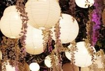 Inspirations / Many ideas for your wedding: flowers, lighting, decorations and much more!