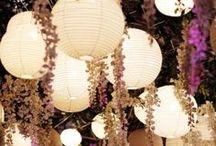Inspirations / In questa bacheca troverai tante idee per il tuo matrimonio: fiori, illuminazioni, addobbi.