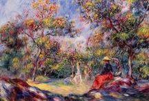 inspirace k malování / umění, které mě nadchlo....