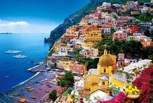 Amalfi Coast in Italy / The scenic Amalfi Coast is a paradise for restful visitors. Book your tour with Key Tours here: http://goo.gl/81ZjrN