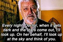 50 yrs of Dr Who / Dr Who and the Ladies he traveled with / by Jerry Watkins