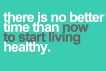 Healthy Living / Live well. Live wise. Likewise.