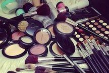 ✱<<Make Up>>✱ / by Trinity ∞