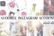 Favourite Instagram Accounts / by Munich Inside