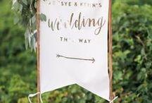 Hochzeit | DIY / Ganz viele inspirierende DIY Ideen für das schönste Fest!