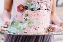 Hochzeit | Torten und Candybars / Die schönsten Hochzeitstorten, zu schön zum essen