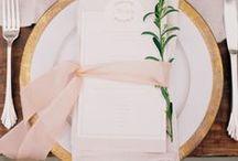 Hochzeit | Dekoration / #Blumen und #Tischdeko in den schönsten #Farben für Ihre #Hochzeit