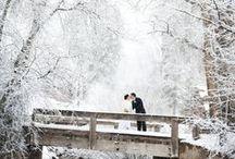 Hochzeit | Winter / Winterhochzeit - desto kälter die Temperaturen, desto wärmer die Gefühle