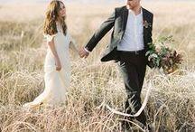 Hochzeit | Herbst / Eine Herbsthochzeit in warmen Farben ist immer eine wahre Pracht!