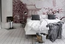 Wall Murals / Wall decor ideas around the globe.