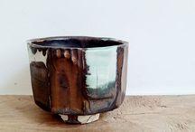 made by Ambròs / Piezas de cerámica hechas por Ambròs.