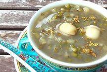 chinese soup 热汤