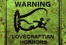Cthulhu & other Lovecraftian horrors
