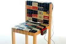 Recycling - data en muziek dragers