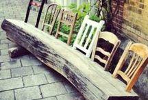 Recycling - meubels