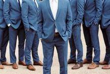 Hochzeit | Bräutigam / Inspiration für den Bräutigam um hervorragend auszusehen am großen Tag!