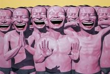 chinese contemporary art 中华当代艺术
