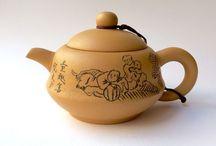 Yixing teapot 宜兴紫砂壶