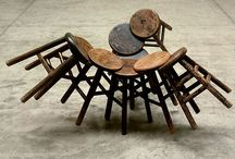 chairs in chinese style 中式椅子