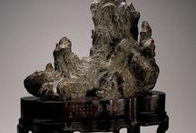 suiseki 水石 / the art of stone, bonsai art