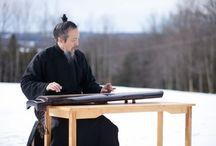 guqin 古琴 / Instrumento chino