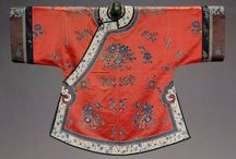 chinese coat 中国传统服饰 / vestido tradicional chino chinese tradicional coat chinese antique robe