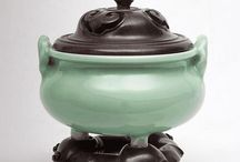 celadon 青瓷 / chinese porcelain celadon