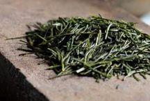 gyokuro 玉露 / Japanese green tea Jade Dew. Té verde japonés Gyokuro.