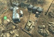 Fallout 3 mods - (ru) locations / Must have mods - locations (in Russian! only)