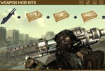 Fallout 3 mods - (ru) weapon / Must have mods - weapon (in Russian! only)