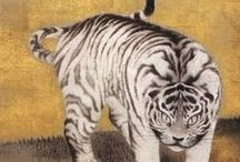 japanese antient painting