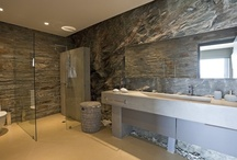 bathrooms & powder rooms