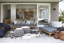 Outdoor Spaces, Furniture & Details
