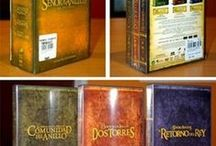 Portadas de Libros de y sobre Tolkien / by Roberto Melgar
