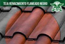 Tejas Colores y Estilos / La Mejor Teja El Águila #diseño #Estilo #TejasElAguila #Colores