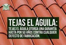 Dedicación El Águila / La Mejor Teja de México #Embellecimiento #TejasDeBarro #Calidad #TejasElAguila