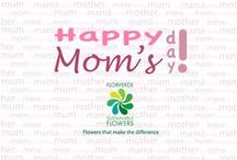 #MomsDay / Happy Mother's day from Florverde Sustainable Flowers!