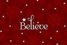 Christmas /   I BELIEVE