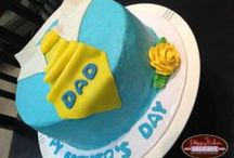 Father's Day Cakes and Ideas / Cakes and gifts for the wonderful man of our life.