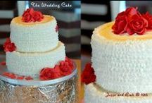 Wedding Cakes / Beautiful and stunning cake for your wedding day!