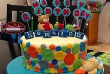 First Birthday Cakes / Sugar and Spice and everything nice for your little ones first birthday