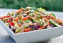 Sensational Salads / Different Kinds of Salad