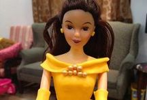 Princess Belle Cake / Everything sweets about Princess Belle of Beauty and the Beast Movie