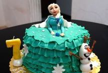 Princess and Barbie Cake / beautiful princess and barbie cakes for your little girl