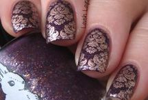 Shelby Lou's Guests / The amazing manis of those who post to my blog